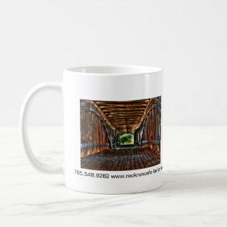 Mok van de Koffie van de Brug van het westen de