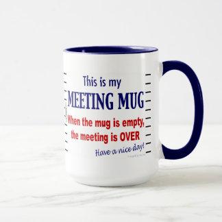 Mok van de Koffie van de Humor van het Kantoor van