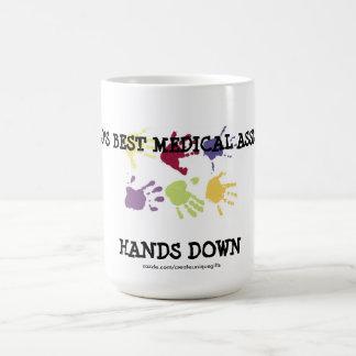 Mok van de Koffie van de Medische Medewerker van