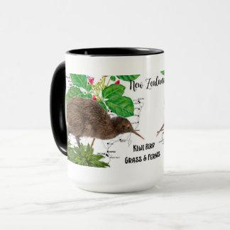 Mok van de Koffie van de Vogel van Nieuw Zeeland