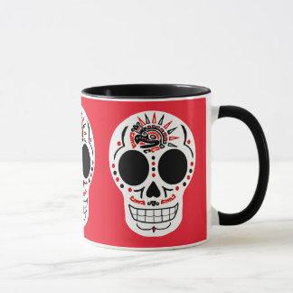 Mok van de Koffie van Eagle Calavera van CasaQ de