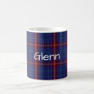 Mok van de Plaid van het Geruite Schotse wollen