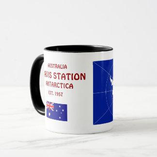 Mok van de Post van Australië - van Davis de