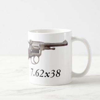 Mok van de Revolver m1895 van Nagant de sovjet