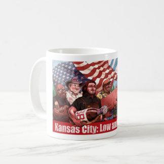 Mok van de Stad van Kansas de Lage en Langzame