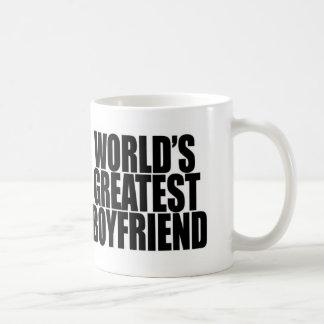 Mok van de Vriend van werelden de Grootste
