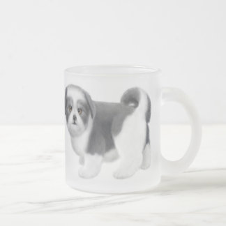 Mok van het Glas van Tzu van Shih de Puppy
