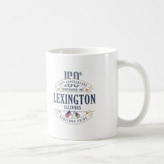 Mok van het Jubileum van Lexington, Illinois de