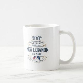 Mok van het Jubileum van nieuw Libanon, New York