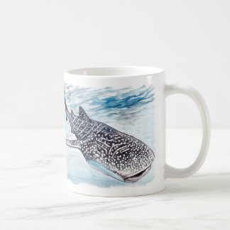 Mok van het Kunstwerk van de Haai van de walvis de