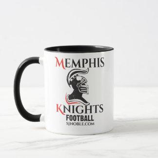 Mok van het Logo van de Ridders van Memphis de