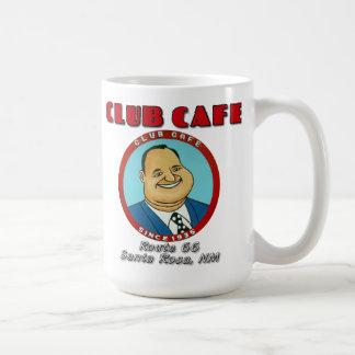 Mok van het Man van de Koffie van de club de Vette