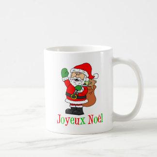 Mok van Kerstmis van de Kerstman van Noel van
