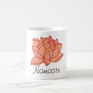 Mok van Lotus van Namaste de Oranje