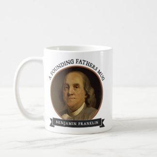 Mokken van de Grondleggers: Ben Franklin