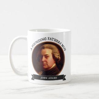 Mokken van de Grondleggers: John Adams
