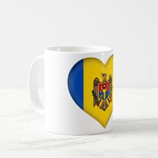 Moldova Vlag Koffiemok