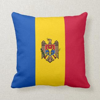Moldova Vlag Sierkussen
