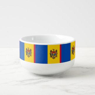 Moldova Vlag Soepkom