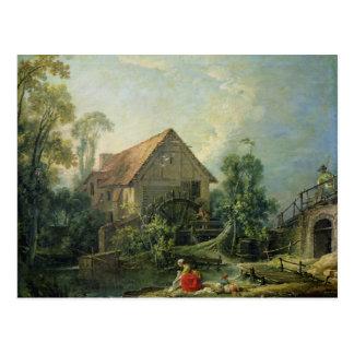 Molen, 1751 briefkaart