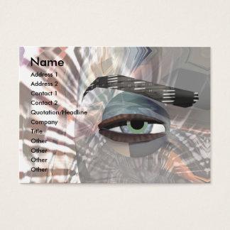 Mollige Sceye - Visitekaartjes