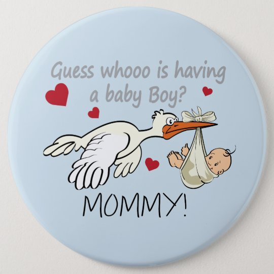 Mommy Ronde Button 6,0 Cm
