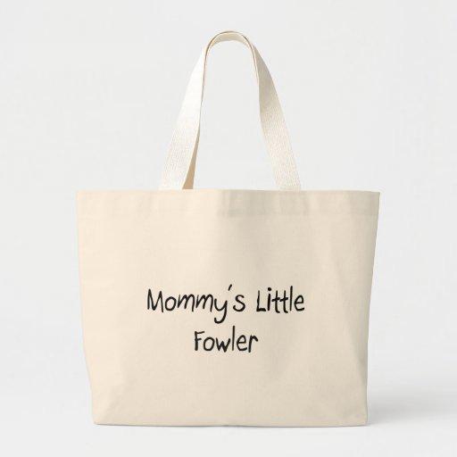 Mommys Weinig Fowler Canvas Tassen