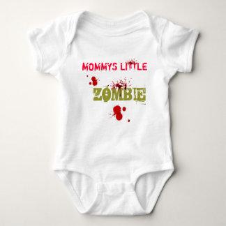 MOMMYS WEINIG KLIMPLANT VAN HET BABY VAN DE ZOMBIE ROMPER