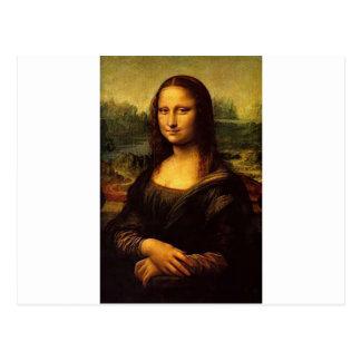 Mona Lisa Briefkaart