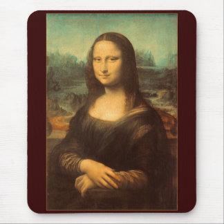Mona Lisa door Leonardo da Vinci Muismat