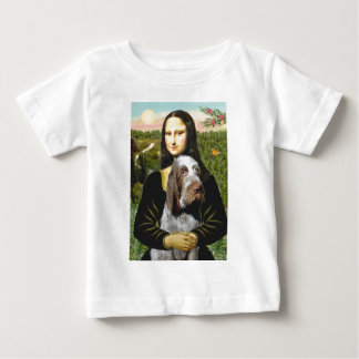 Mona Lisa - Italiaanse Spinone (roan 10) Baby T Shirts