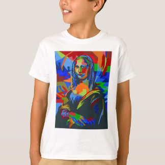 Mona Lisa Wpap T Shirt