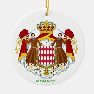 MONACO* ceramisch Ornament