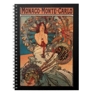 Monaco Notitie Boek