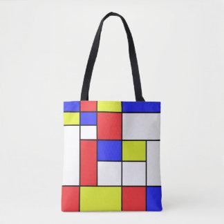 Mondrian #24 draagtas