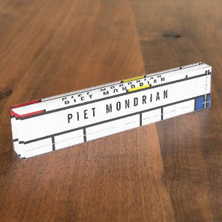 Mondrian de Minimalist DE Stijl Modern Douane van