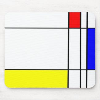 Mondrian Mousepad Muismat