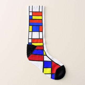 Mondrian - Samenstelling II - de Sokken van de