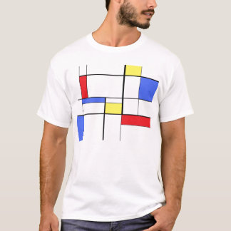 mondrian t shirt