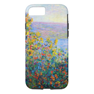 Monet - de Bedden van de Bloem iPhone 7 Hoesje