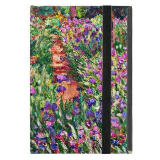 Monet - de Tuin van de Iris in Giverny iPad Mini Hoesje