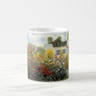Monet nam de Mok van de Tuin toe