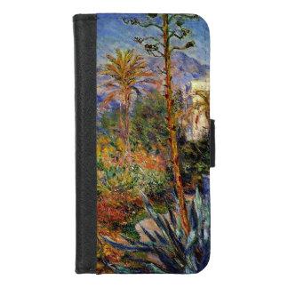 Monet - Villa's in Bordighera iPhone 8/7 Portemonnee Hoesje