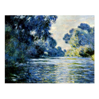 Monet - Wapen van de Zegen in Giverny Briefkaart
