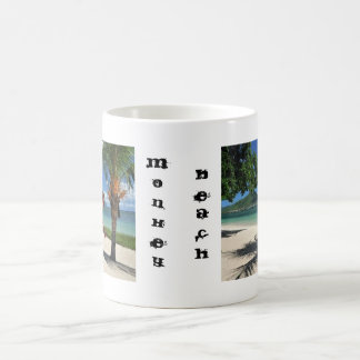 Monkey Beach Coffe Mug