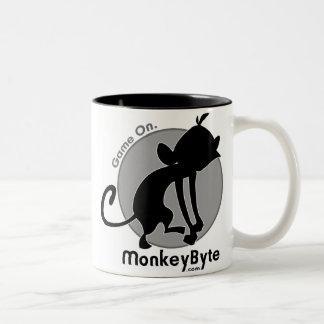 MonkeyByte.com de Mok van het Web