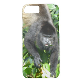 Monkeying rond 	iPhone 8/7 hoesje