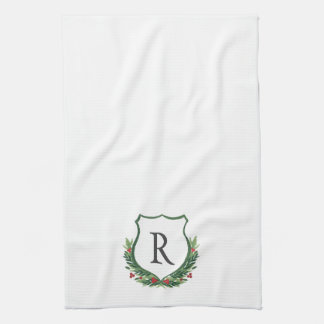 Monogram het! De Handdoek van de Keuken van CREST