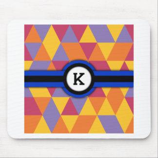 Monogram K Muismatten