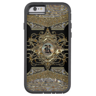 Monogram van de Sacristie van Mirthyse het Barokke Tough Xtreme iPhone 6 Hoesje
